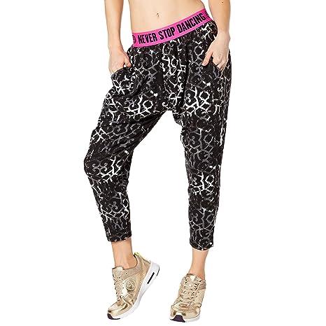 migliori scarpe da ginnastica a26d8 4c0ce Zumba Fitness, Pantaloni da Donna, Dance Gypsy Harem