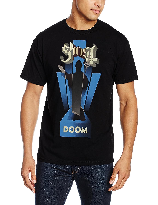 Rockoff Trade Herren T-Shirt Doom