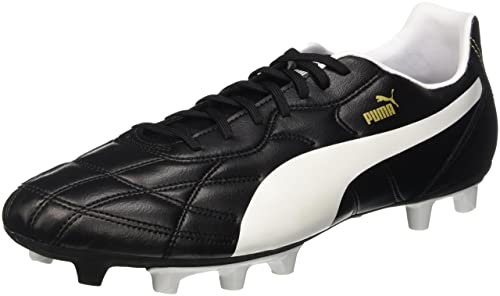 474d16c6e048 Puma Men s ClassicoiFG Black and White Football Boots - 10 UK India (44.5 EU