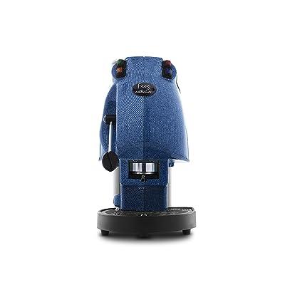 Didiesse Frog Collection Machine à café à dosettes, 650W, blue jeans