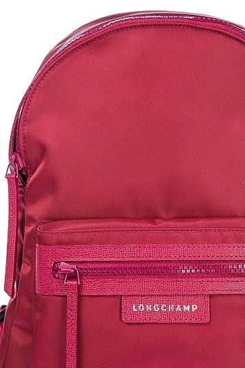 Longchamp mochila bolso de mujer nuevo fuxia: Amazon.es: Zapatos y complementos