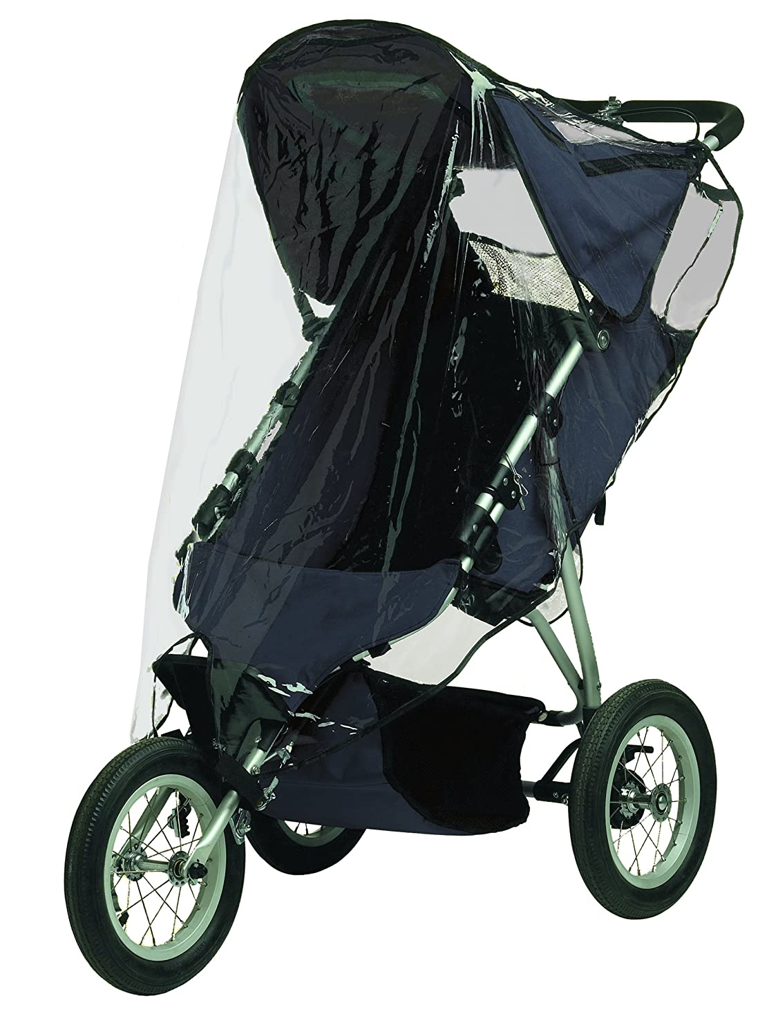 Jolly Jumper Single Jogging Stroller Weathershield 296