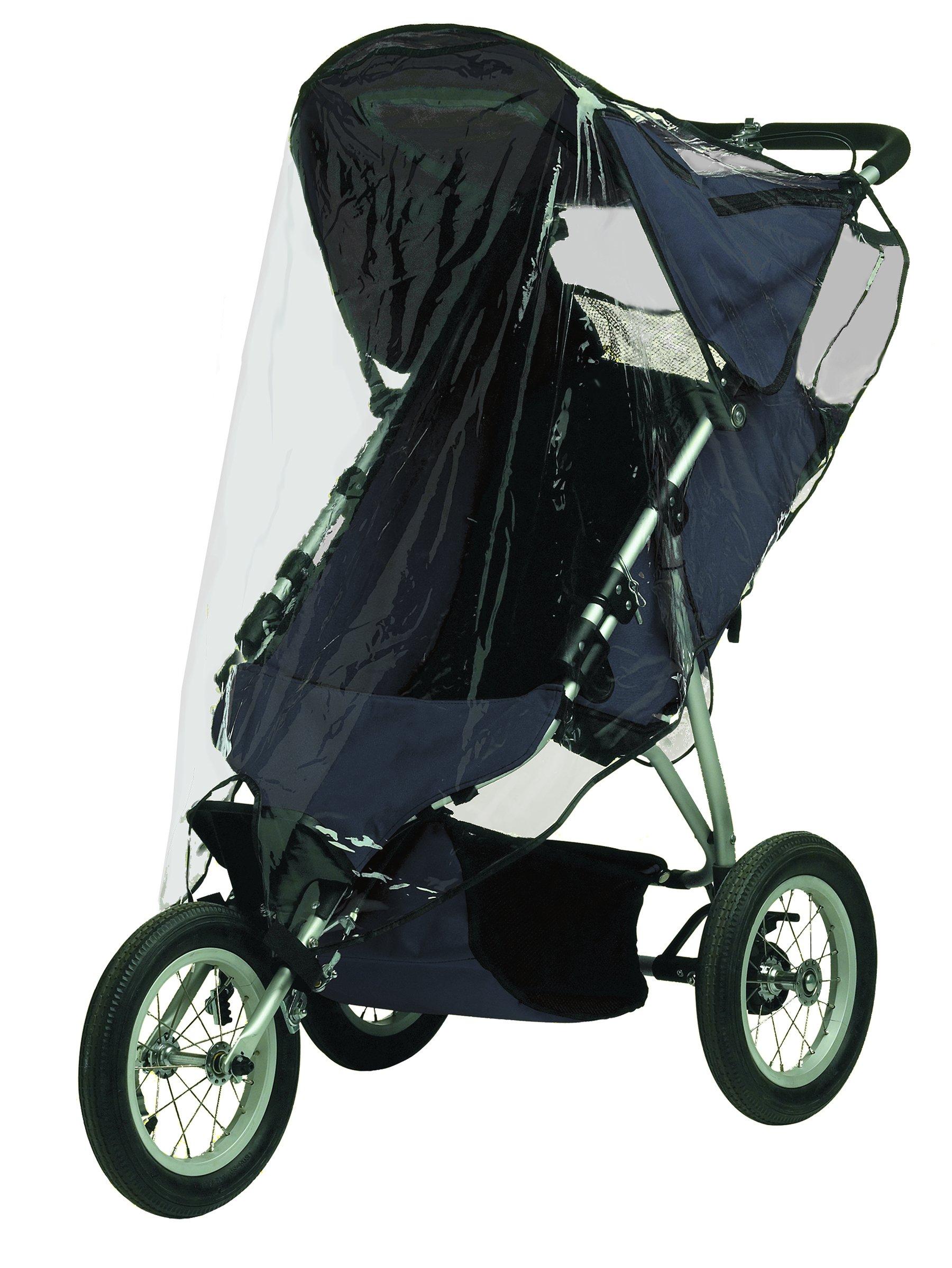 Jolly Jumper Single Jogging Stroller Weathershield by Jolly Jumper