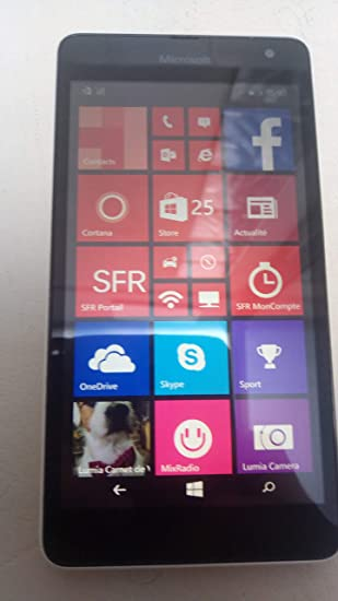 Microsoft Lumia 535 - Smartphone Libre Windows Phone (Pantalla 5 ...