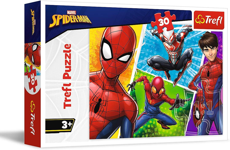 Puzzle Trefl Marvel Spider-Man por sólo 1,51€