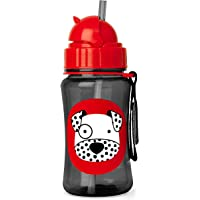 Skip Hop Forget Me Not Kid Straw Bottle, Dalmatian Dax