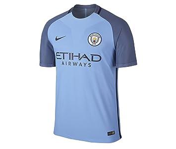 f262e8e3f47 Nike Men s Manchester City M Ss Hm Vapor Match Jsy Jersey  Amazon.co ...