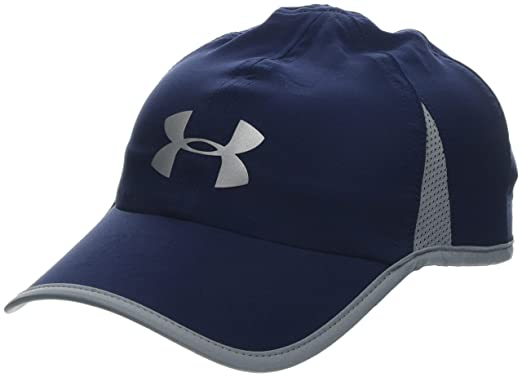 e043b43539 Under Armour Herren Men's Shadow Cap 4.0 Kappe, Blau, OSFA: Amazon ...