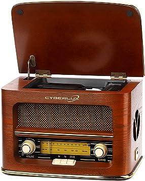 Radio rétro style années 50 de cuisine vintage design ...