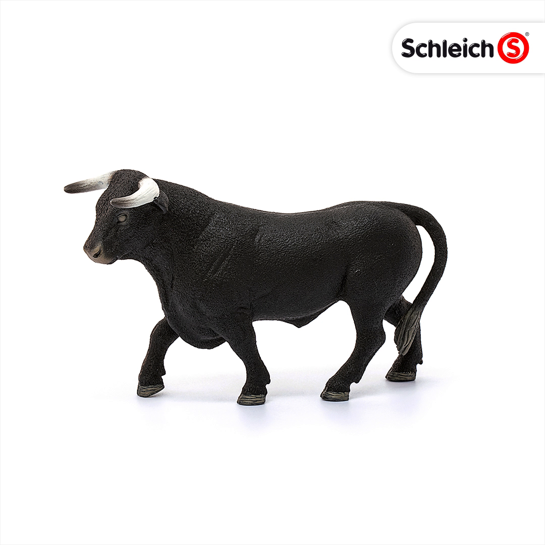Schleich 13880-granja World-black angus ternero
