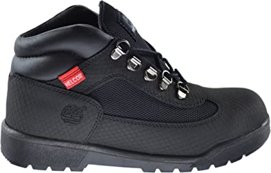 black helcor timberland boots