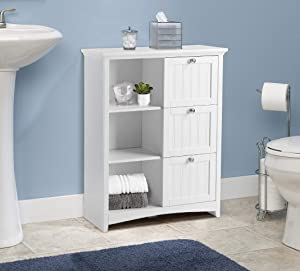 OS Home and Office accent cabinet, white