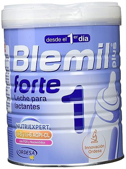 Blemil Plus 1 Forte Leche Blemil, 0m+ - 800 g