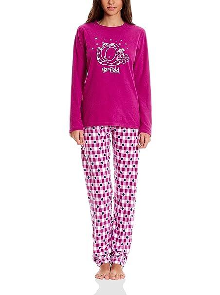 GISELA Pijama Garfield Magenta S