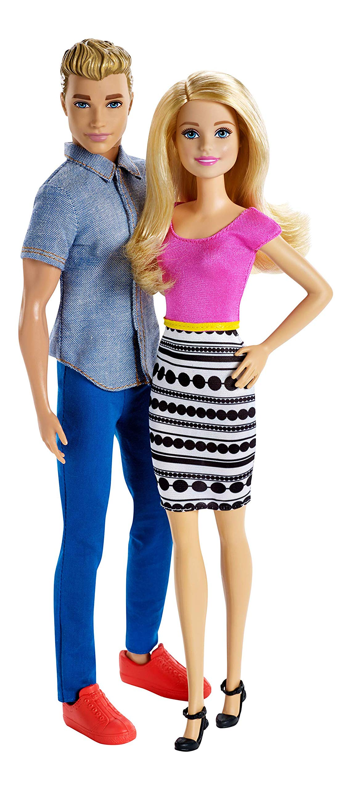 Barbie and Ken Doll Together! [Amazon Exclusive]