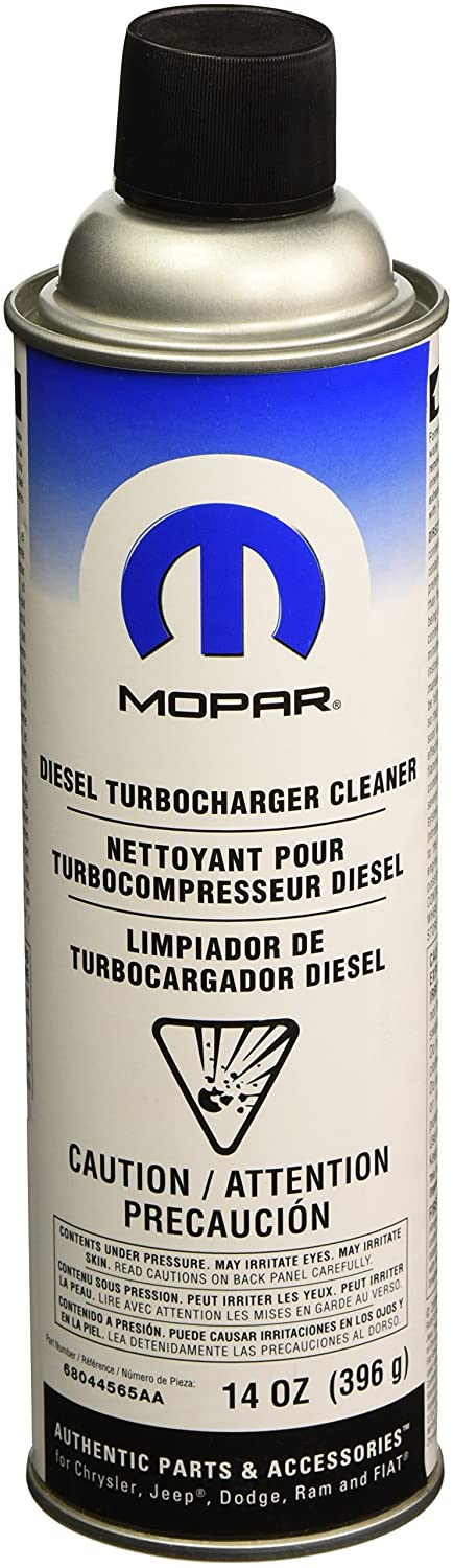 Amazon.com: Genuine Chrysler (68044565AA) Turbo Charger Cleaner: Automotive
