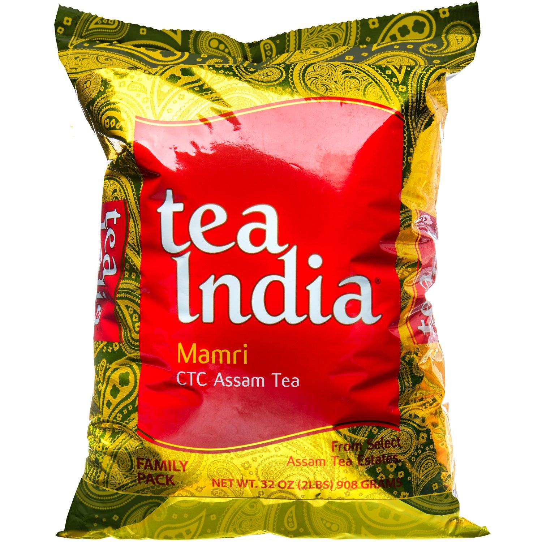 Loose Black Tea, 2lbs. Packaging May Vary.