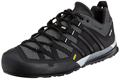 official photos dc989 c2e37 Adidas Terrex Solo, Men s Multisport Outdoor Shoes, Black (vista Grey S15  core