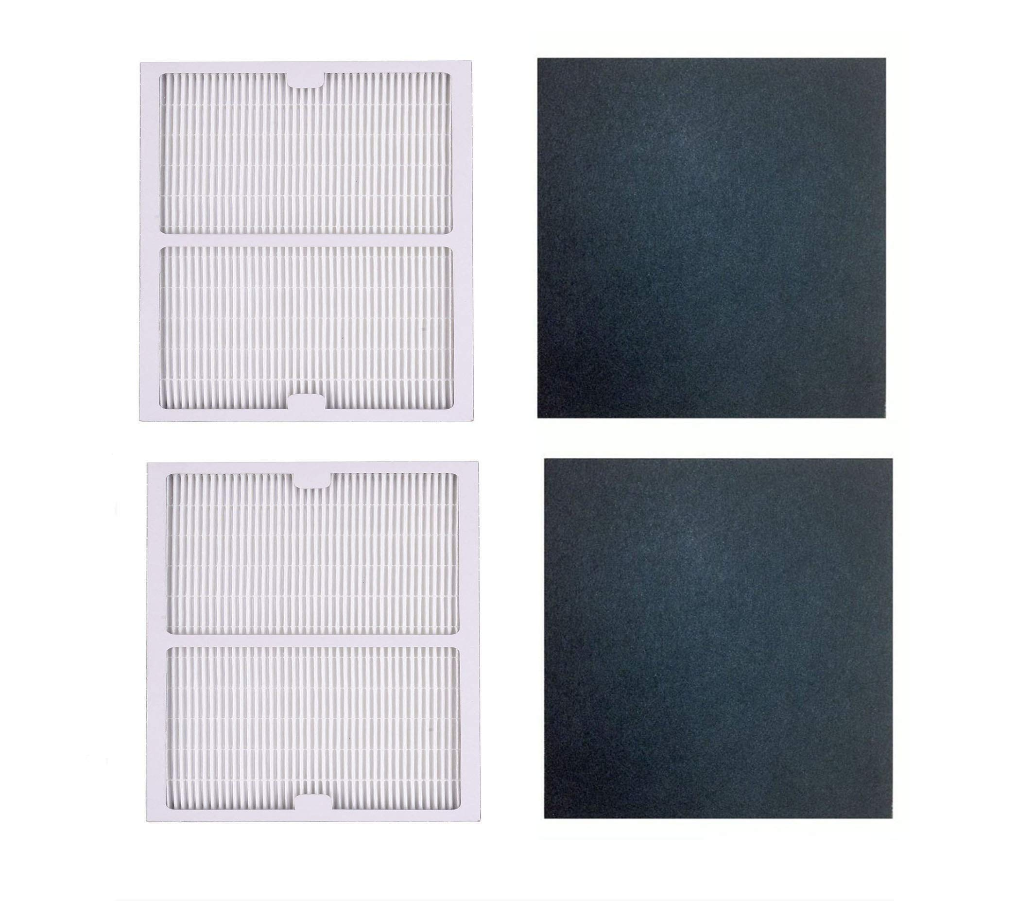Ximoon 2 HEPA Filter Replacements for Idylis IAP-10-200, IAP-10-280; Model # IAF-H-100C