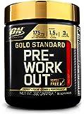 Pre Workout Optimum Nutrition Gold Standard, energia per il tuo allenamento, ingredienti di alta qualita', Gusto Frutti Misti