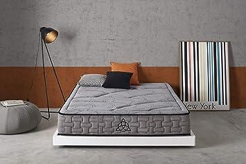 Living Sofa Simpur Relax COLCHÓN VISCO GRAFENO Grosor 25 cm 80X180 con 5 cm Multicapa: Amazon.es: Hogar