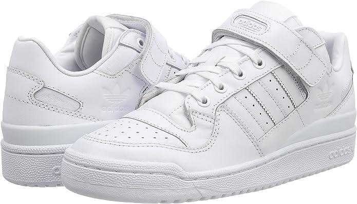 Adidas Forum Lo Refined, Zapatillas de Deporte para Niños, Blanco ...