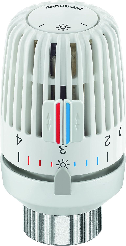 IMI Heimeier Thermostatkopf DX mit Direktanschluss für TA M28 x 1,5 9724-28.500