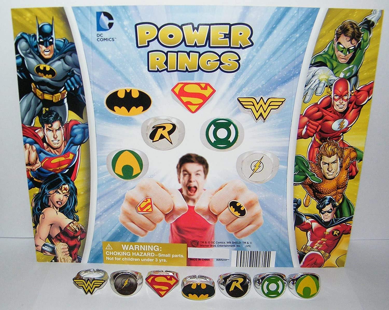 Party Favor 1 Set Justice League Stationery Set