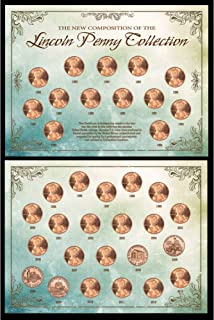 product image for The New Composition of The Lincoln Penny Collection