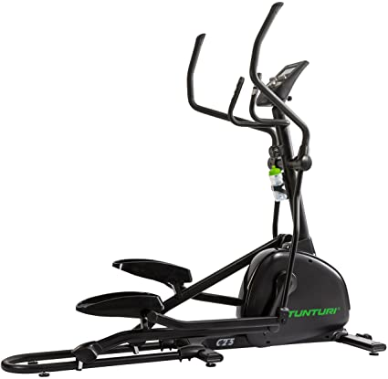 Tunturi C25 de F Cross Trainer Competence Ellipse Trainer, Negro, One size: Amazon.es: Deportes y aire libre