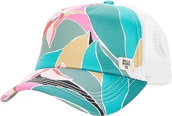 Billabong Women's Heritage Mashup Adjustable Trucker Hat