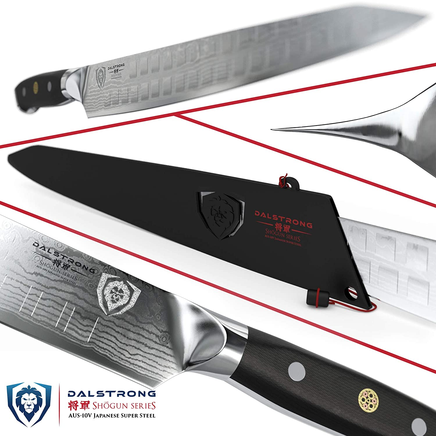 DALSTRONG Ultimate Slicing Knife - The