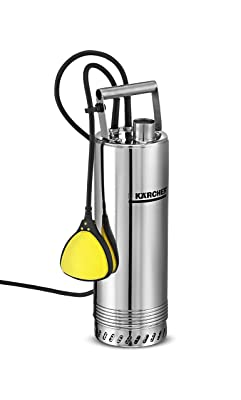 Kärcher Tauchdruckpumpe (BP 2, Cistern) Edelstahl Tauchpumpe