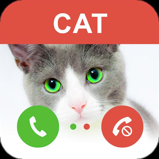 Fake Call Kitten From Cat - Joke Game ( Calling Prank From Pet ) (Best App For Fake Caller Id)