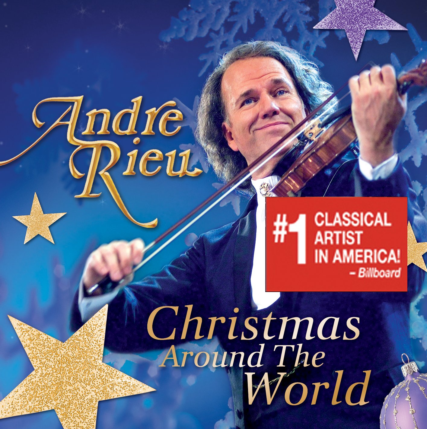 Andre Rieu - Andre Rieu - Christmas Around the World - Amazon.com ...