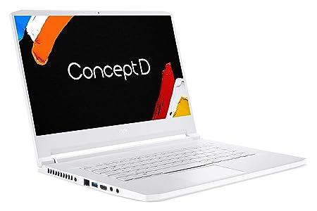 Acer ConceptD CN715-71P-75G8 Blanco Portátil 39,6 cm (15.6 ...