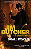Small Favour: The Dresden Files, Book Ten (The Dresden Files series 10)