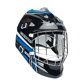Road Warrior Cobalt Street Hockey Goalie Mask Goalie Masks Amazon