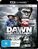 DAWN OF THE PLANET OF THE APES 4K (UHD)(2 DISC)