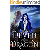 Deven and the Dragon book cover