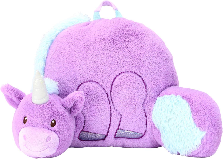 Animal Adventure   Soft Landing   Nesting Nooks   Unicorn Character Backrest