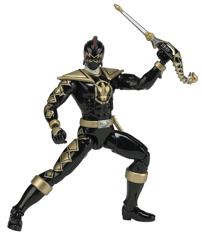 Power Rangers Dino Thunder Action Figure, Black