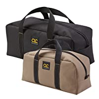 Deals on CLC 1107 2 Pack Medium and Large Utility Tote Bag Combo