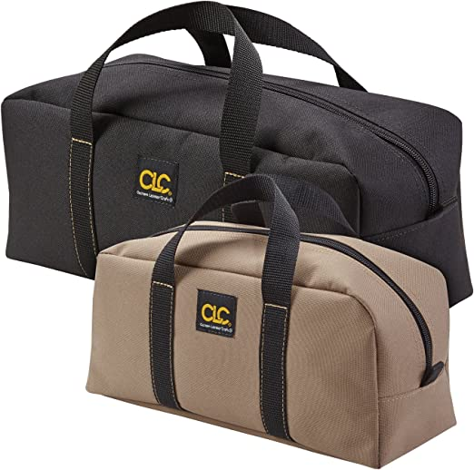 CLC Custom Leathercraft 1107 2-Pack Tote Bags