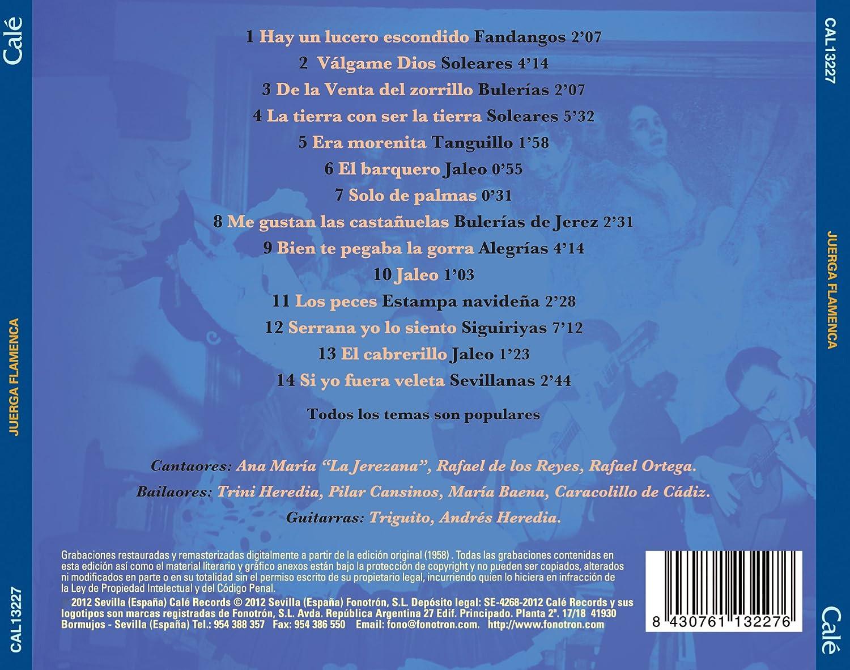 Juerga Flamenca: Amazon.es: Música