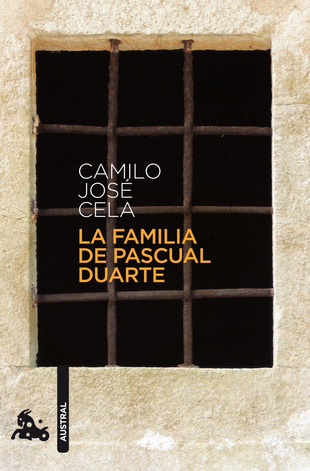 La familia de Pascual Duarte (Contemporánea) Tapa blanda – 6 jul 2010 Camilo José Cela Austral 8423342786 Spagnolo