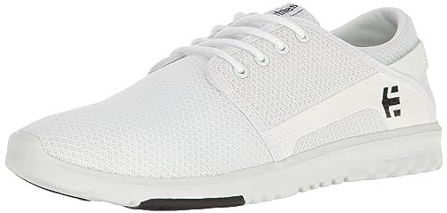 Etnies Scout, Zapatillas Hombre, Blanco (White/Black), 37.5 EU: Amazon.es: Zapatos y complementos