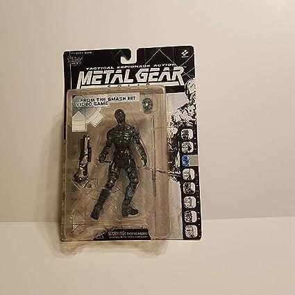 Amazon.com: Metal Gear Solid Ninja Figura de acción: Toys ...