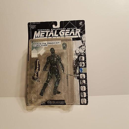 Metal Gear Solid Ninja Action Figure