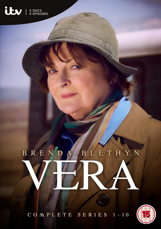 Vera: Series 1-10 (20 Dvd) [Edizione: Regno Unito] [Italia]